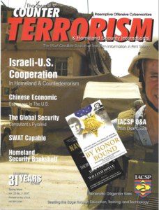 My interview with Counterterrorism magazine came out recently